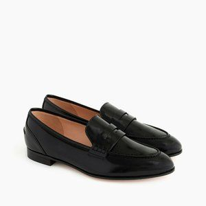 J. CREW Italian Leather Academy Penny Loafer